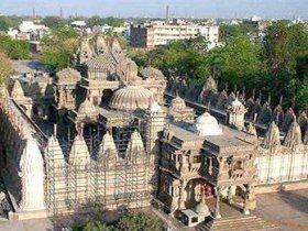Hutheesing Jain Temple-Ahmedabad