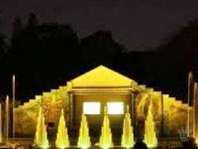 Indira Gandhi Musical Fountain Park