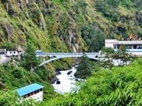 Sino-Nepal Friendship Bridge PIC