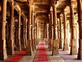 Sidi Saeed Mosque Ahmedabad