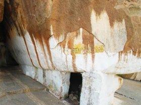 Sugriva's cave