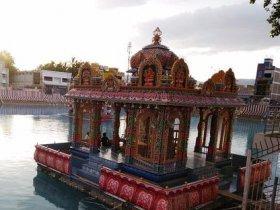 Sri Padmavathi Ammavari Temple-Tirupati