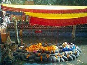 Budhanilkantha Temple-Kathmandu