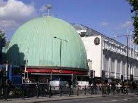 Madame Tussauds-London