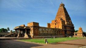 Brihadisvara Temple-Thanjavur