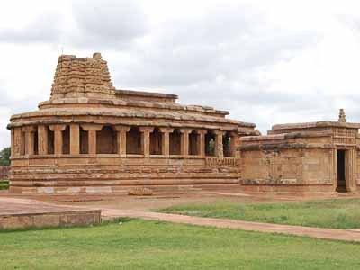 Aihole Durga Temple