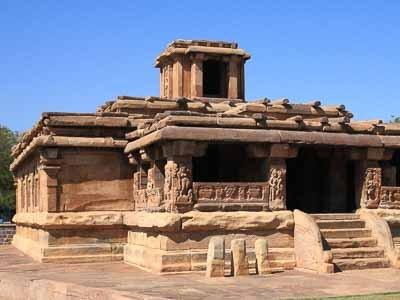 Aihole Ladkhan temple