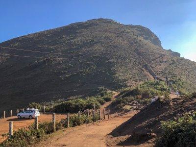 Mulyangiri Peak-Chikmagalur