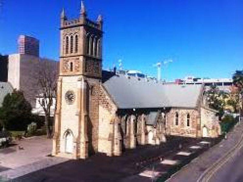 Trinity Church Adelaide
