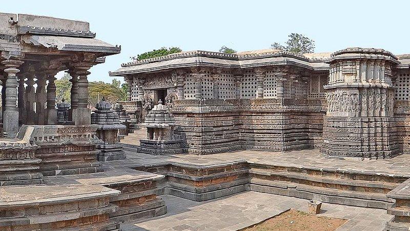 Hoysaleshwara_Halebeedu